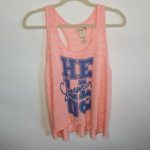 OP tank top sweater.size large 11-13